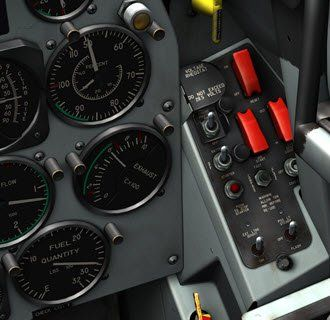 Aircraft Instrumentation Parts